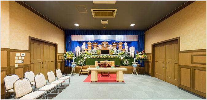 国富中ホール
