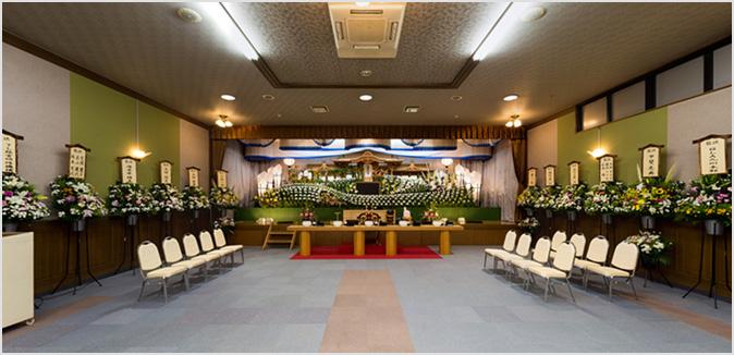 国富大ホール