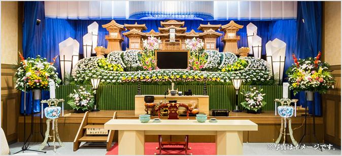 祭壇中ホールイメージ